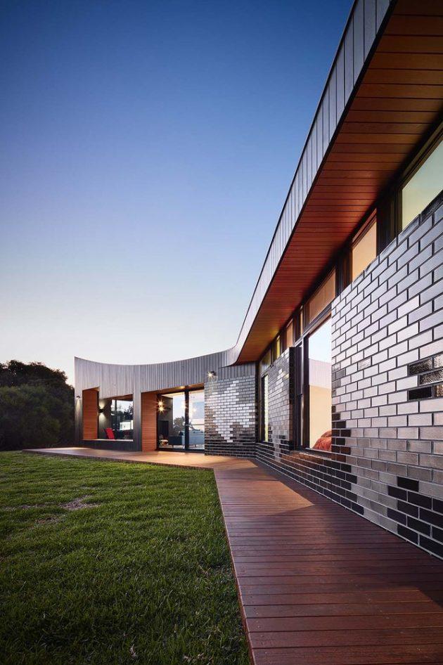 Waratah Bay House by Hayne Wadley Architecture in Victoria, Australia