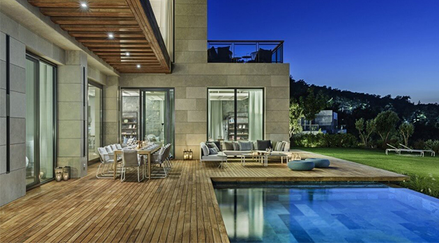 Y House by Ofist in Bodrum, Turkey