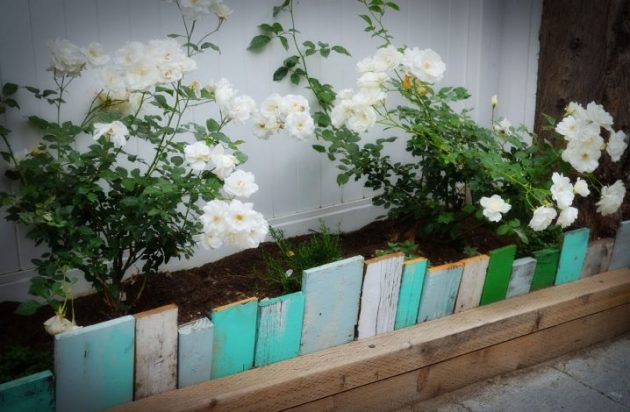 16 Inexpensive DIY Edging Ideas To Garnish Your Garden
