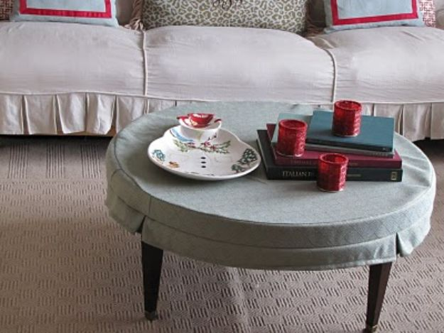 15 Amazing DIY Slipcovers That Will Breathe New Life In Your Old Furniture