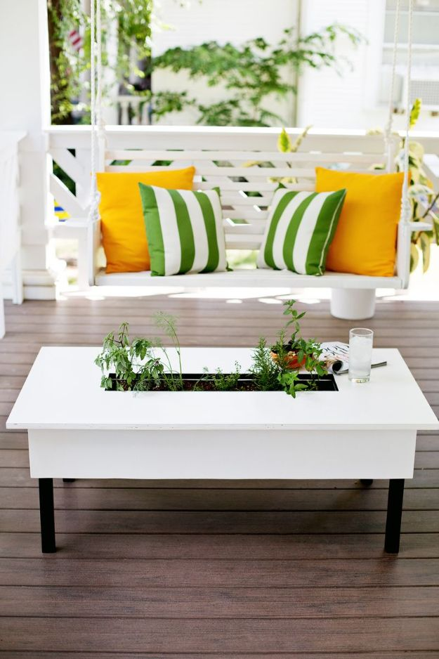15 Beautiful DIY Coffee Table Ideas You Should Update Your Living Room With