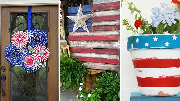 16 Awesome 4th of July Crafts You Can't Afford To Miss Out On