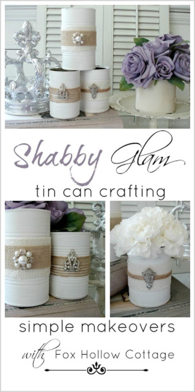 16 Cute DIY Shabby Chic Decor Ideas You Can Make For ...