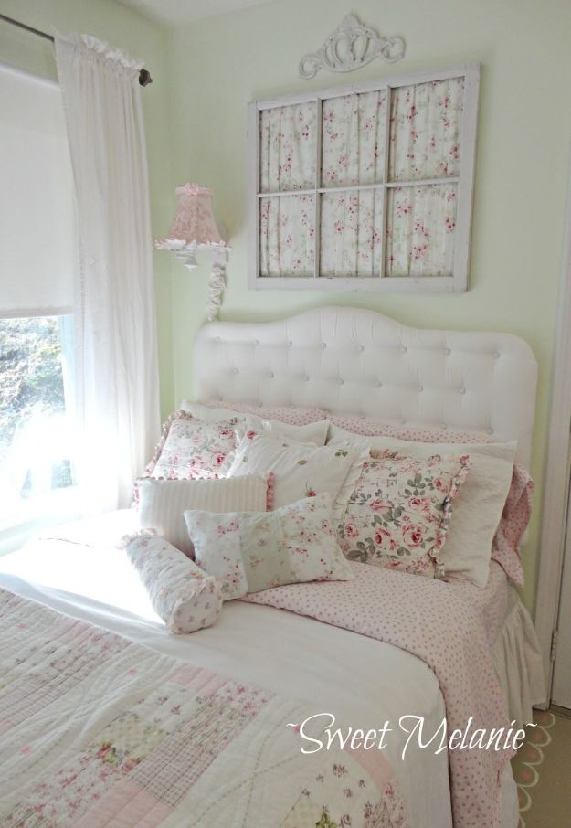 16 Cute DIY Shabby Chic Decor Ideas You Can Make For Almost No Cost At All