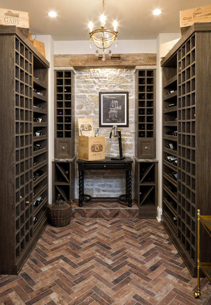 17 Exquisite Traditional Wine Cellar Designs To Relish