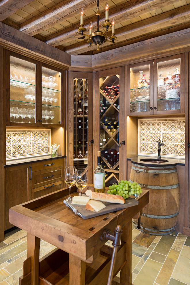 Decorate Living Room: 17 Exquisite Traditional Wine Cellar Designs To Relish
