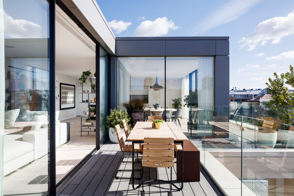 17 Outstanding Contemporary Balcony Designs Your Home ...