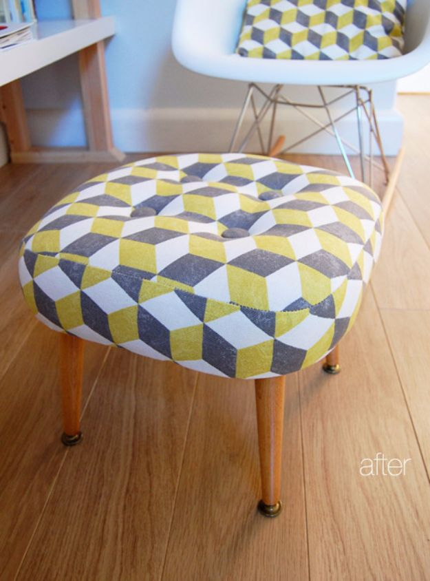 17 Unbelievable DIY Furniture Makeover Ideas That Will Refresh Your Decor