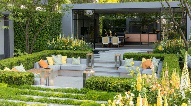 Gardens & Terrace Archives - Architecture Art Designs
