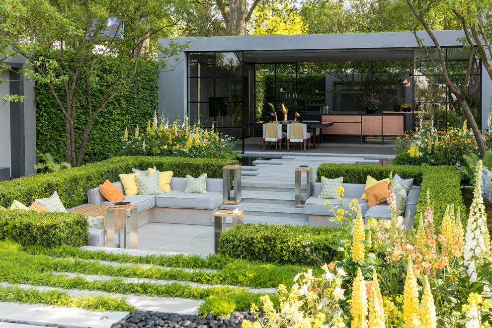 18 Impeccable Contemporary Landscape Designs You'll Never Forget