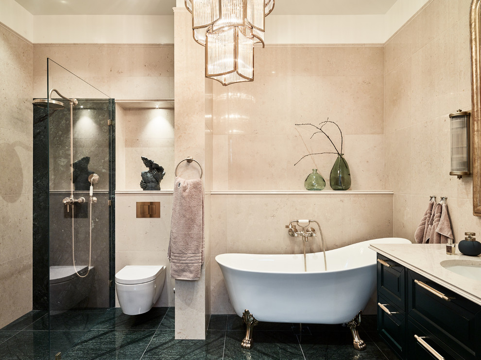 20 Fantastic Traditional Bathroom Designs You're Gonna Love