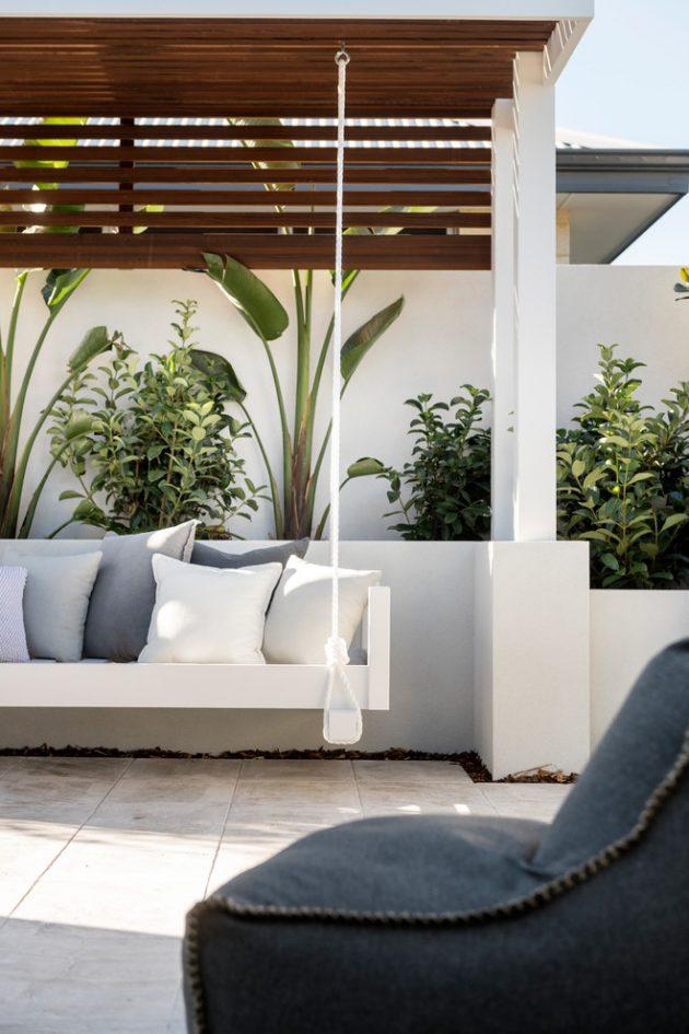 20 Perfect Contemporary Patio Designs You'll Go Crazy For