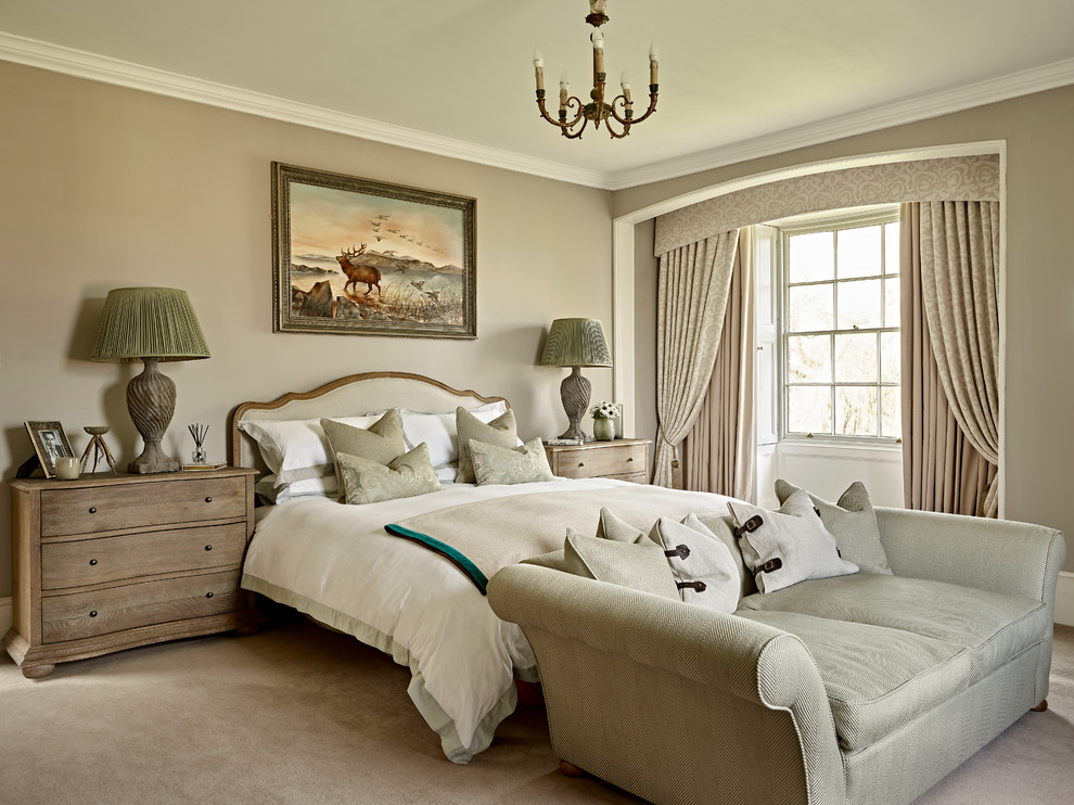 20 Sophisticated Traditional Bedroom Interiors You Wouldnt Want To Leave