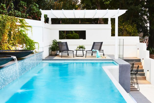 18 Dazzling Modern Swimming Pool Designs - The Ultimate Backyard ...
