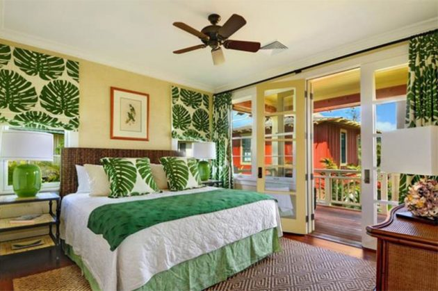 17 Captivating Tropical Bedrooms That You Have Never Seen Before