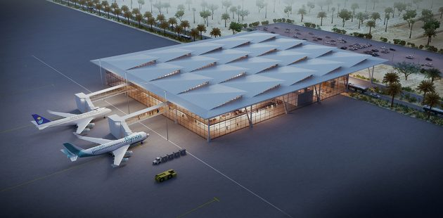 Clear, Efficient and Sustainable Terminal Design: Prototype Terminals in Saudi Arabia