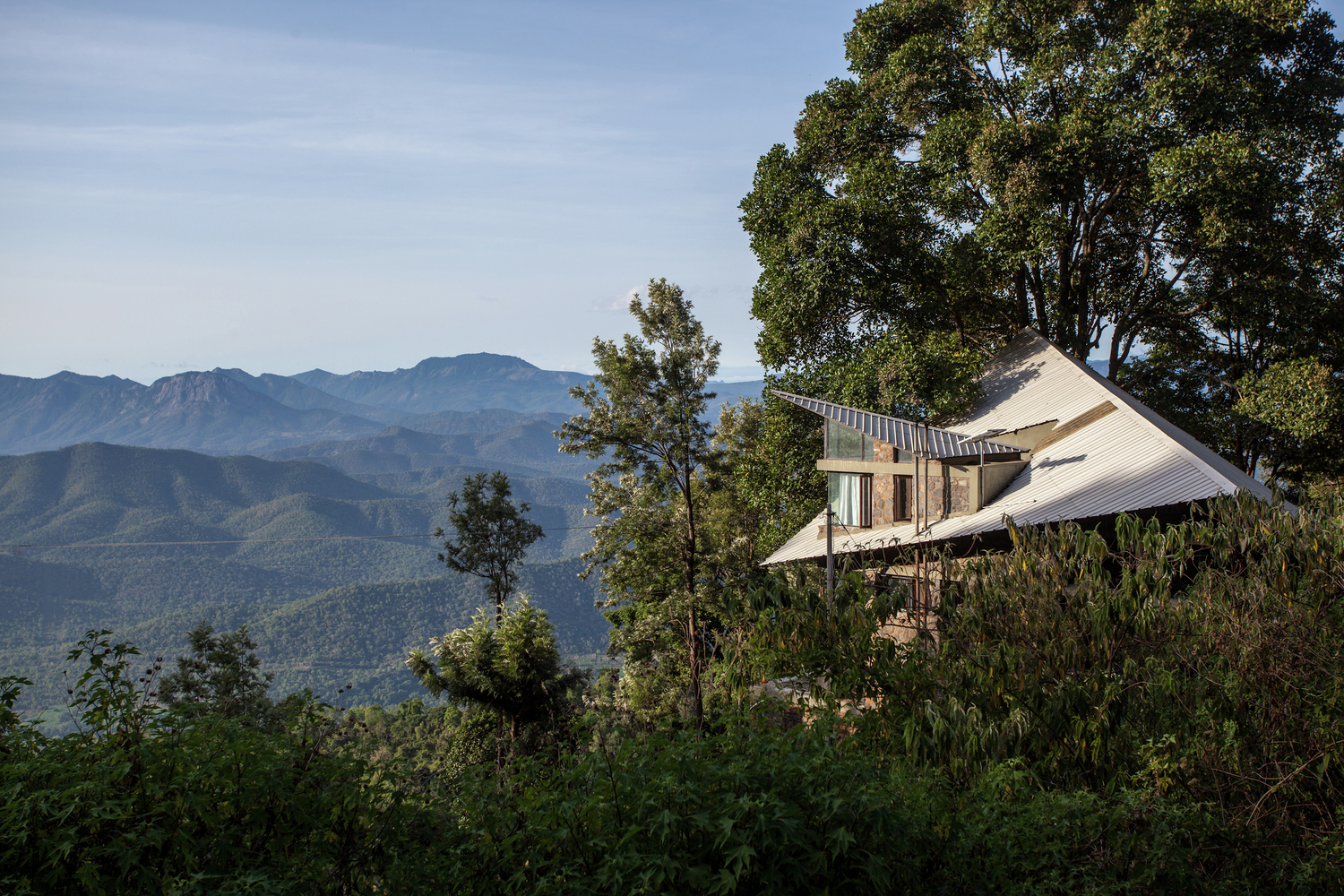 Hornbill House by Biome Environmental Solutions in Nilgiri ...
