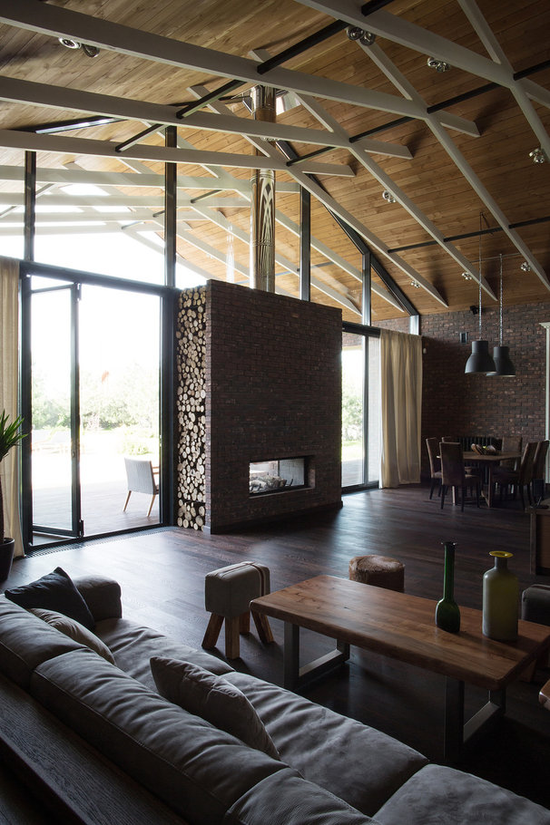 House Without Borders by Architectural Studio Chado in Russias Rostov Region