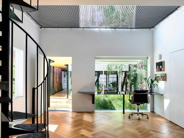 King Bill House by Austin Maynard Architects in Melbourne, Australia
