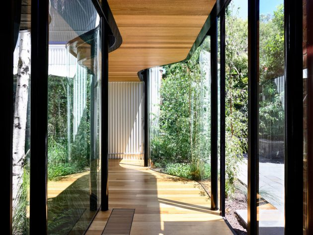 King Bill House By Austin Maynard Architects In Melbourne