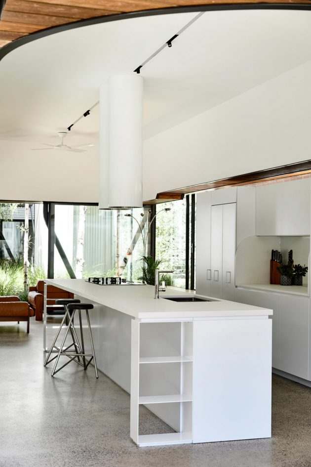 King Bill House by Austin Maynard Architects in Melbourne ...