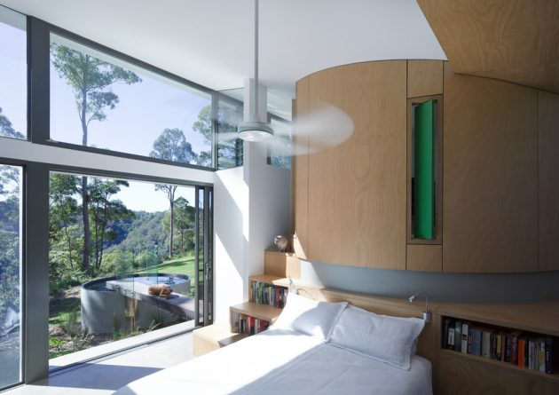 Montville Residence by Sparks Architects in Montville, Australia