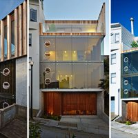 Peter's House by Craig Steely Architecture in San Francisco, California