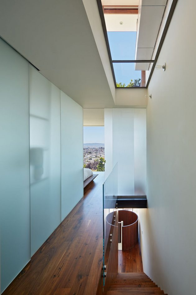Peters House by Craig Steely Architecture in San Francisco, California