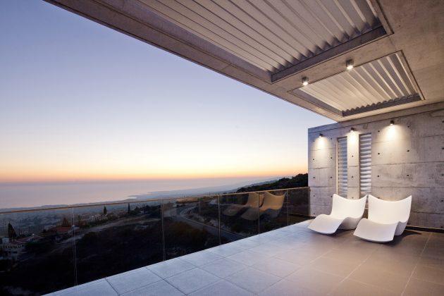 Prodromos and Desi Residence by Varda Studio in Paphos, Cyprus