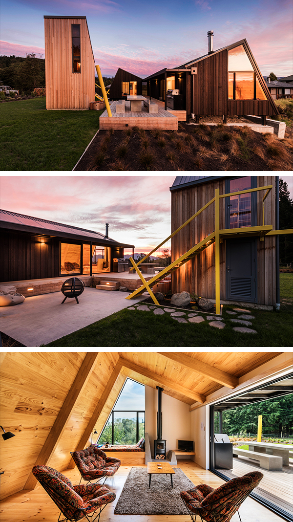 The Family Bach by Cymon Allfrey Architects in Hanmer ...