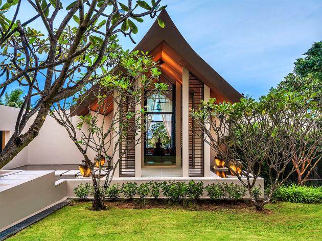 Villa Naam Sawan Iconic Example Of Modern Design
