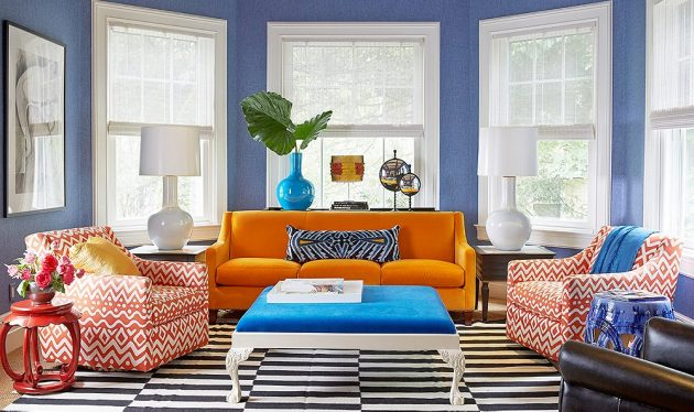 3 Superb Color Combinations Which Are Rarely Seen In The