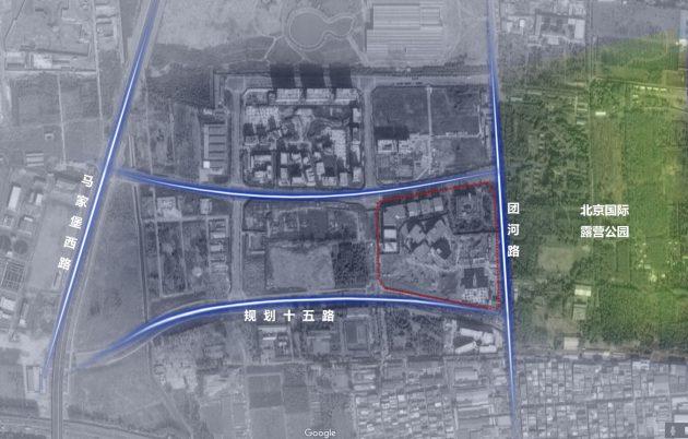 Beijing Hongkun Valley - Communication among sun, wind and natural light