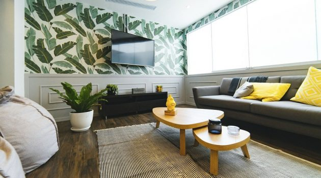 How to Create a Feature Wall in Your House