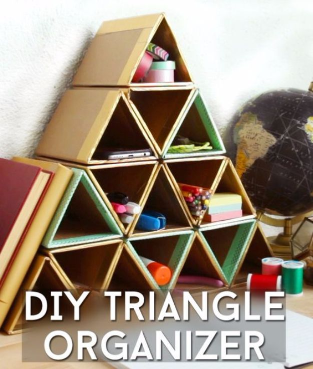 15 Awesome Cardboard Crafts That Everyone Can Easily Make