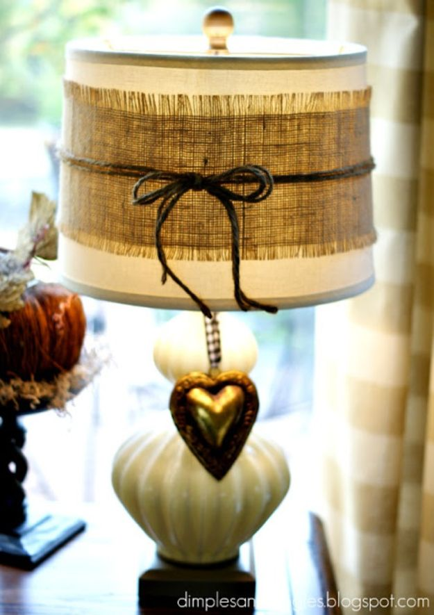 15 Awesome DIY Home Decor Ideas You Can Make Using Burlap