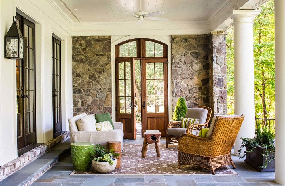 15 Charming Traditional Porch Designs Youd Love To Spend Your Days In