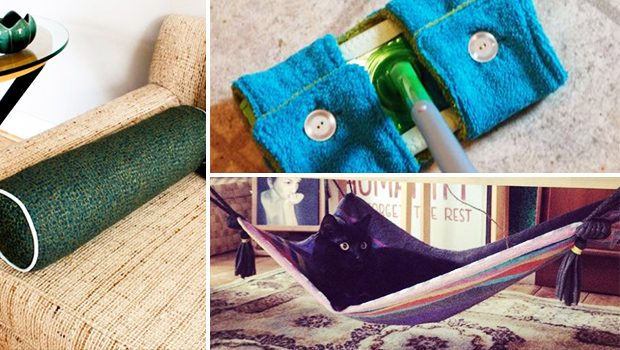 15 Clever DIY Projects You Can Make Using Old Towels