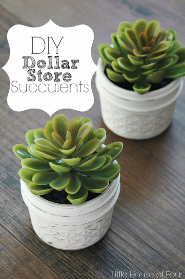 15 Quick And Easy Crafts You Can Diy From Dollar Store