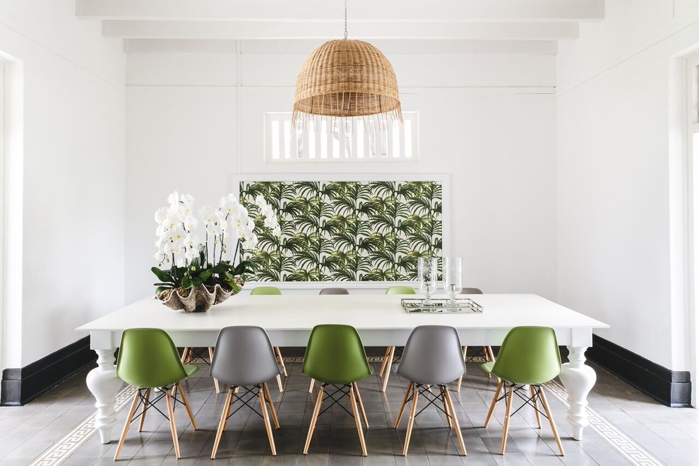 Dining Room Interiors That Will Impress