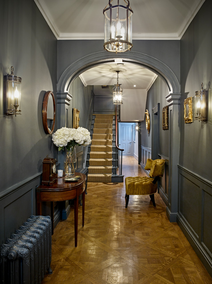 Home Office Room Design: 16 Beautiful Traditional Hallway Designs You Should Explore