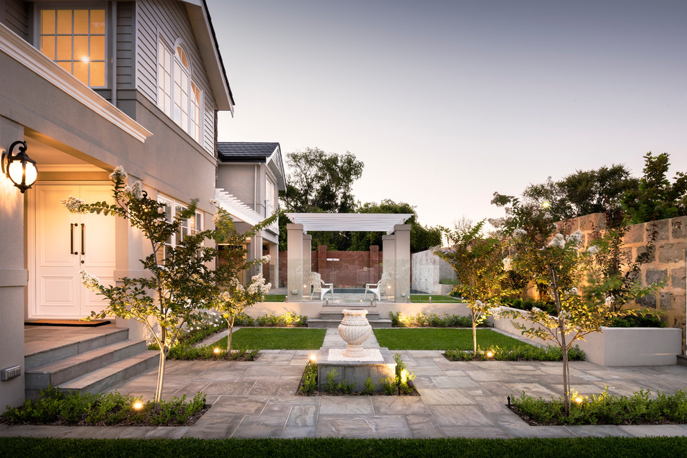 16 Magnificent Traditional Landscape Designs You Would ...