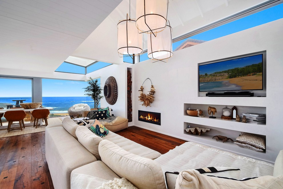 16 Picturesque Tropical Living Room Interiors That Will Take Your Breath Away