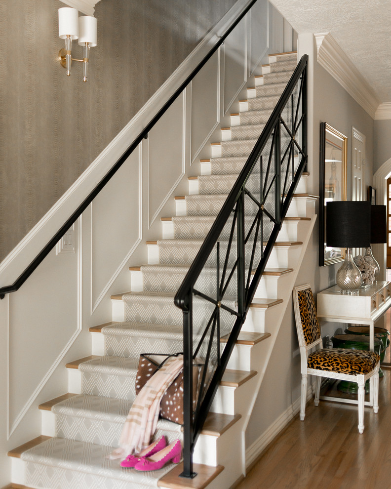 14 Staircases Design Ideas: 18 Elegant Traditional Staircase Designs That Will Take