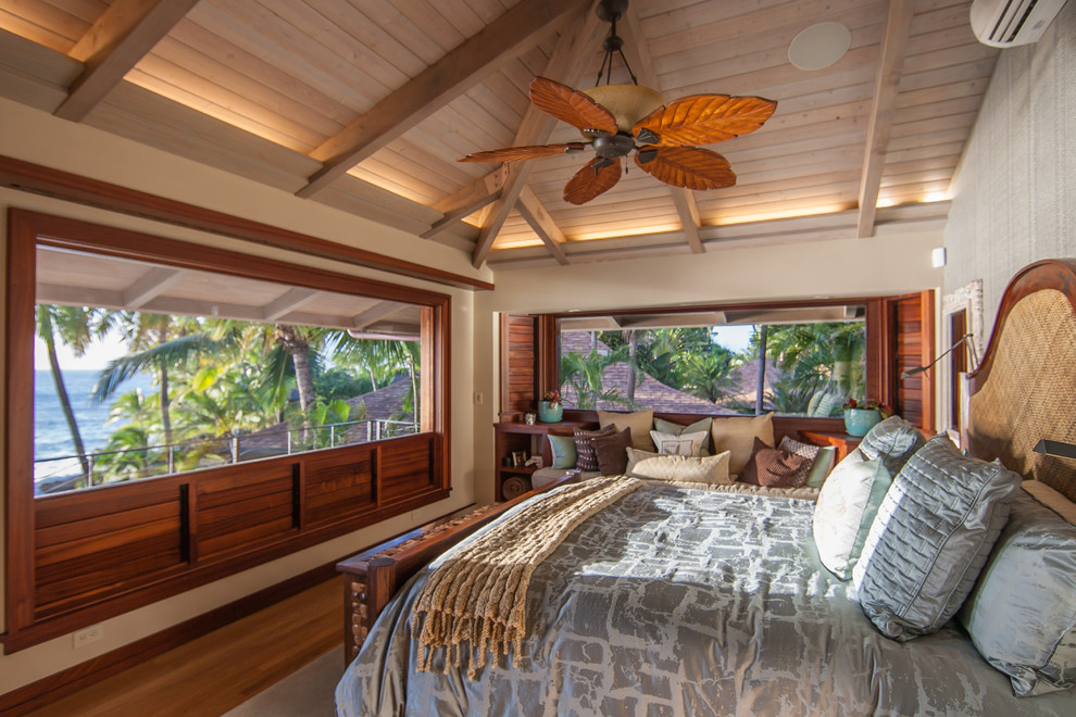 18 Tranquilizing Tropical Bedroom Designs Youll Fall In Love With