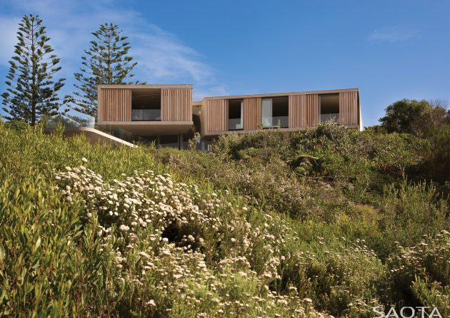 Beachyhead Residence by SAOTA in Plettenberg Bay, South Africa