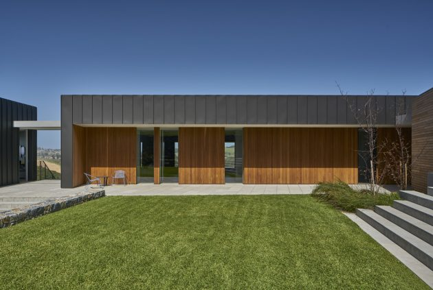 Headland House by Atelier Andy Carson in New South Wales, Australia