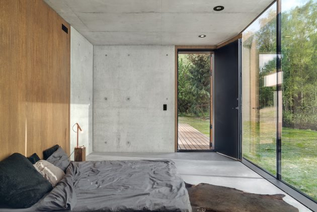 JRv2 House by Studio Demateria in Poznan, Poland