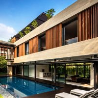 Secret Garden House by Wallflower Architecture + Design in Singapore
