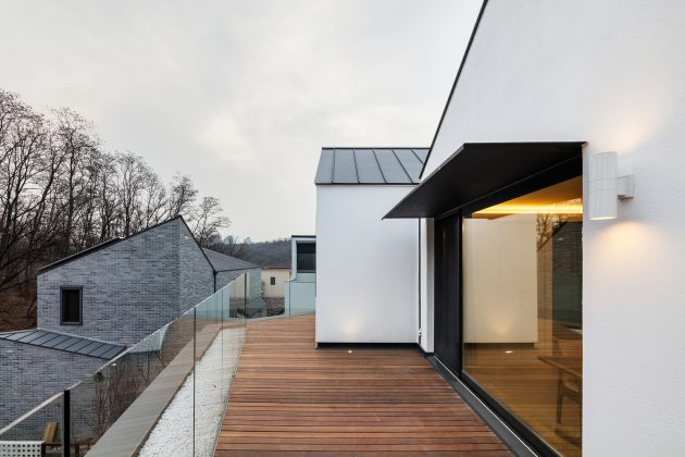 Three Roof House by PLAIN WORKS in South Korea
